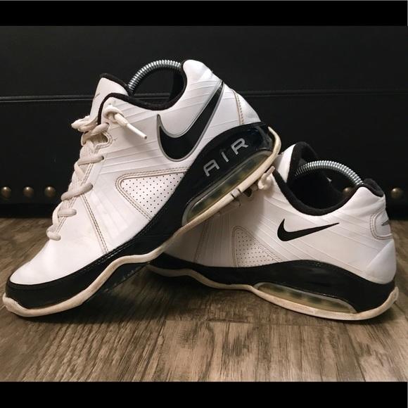Nike Air Max Quarter Basketball Shoes Mens Size 9